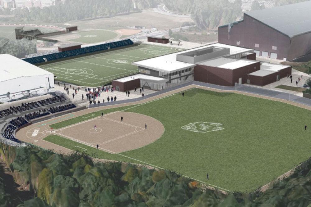 Athletics District Improvements