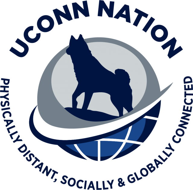 """UConn Nation: Physically distant, socially & globally connected"""